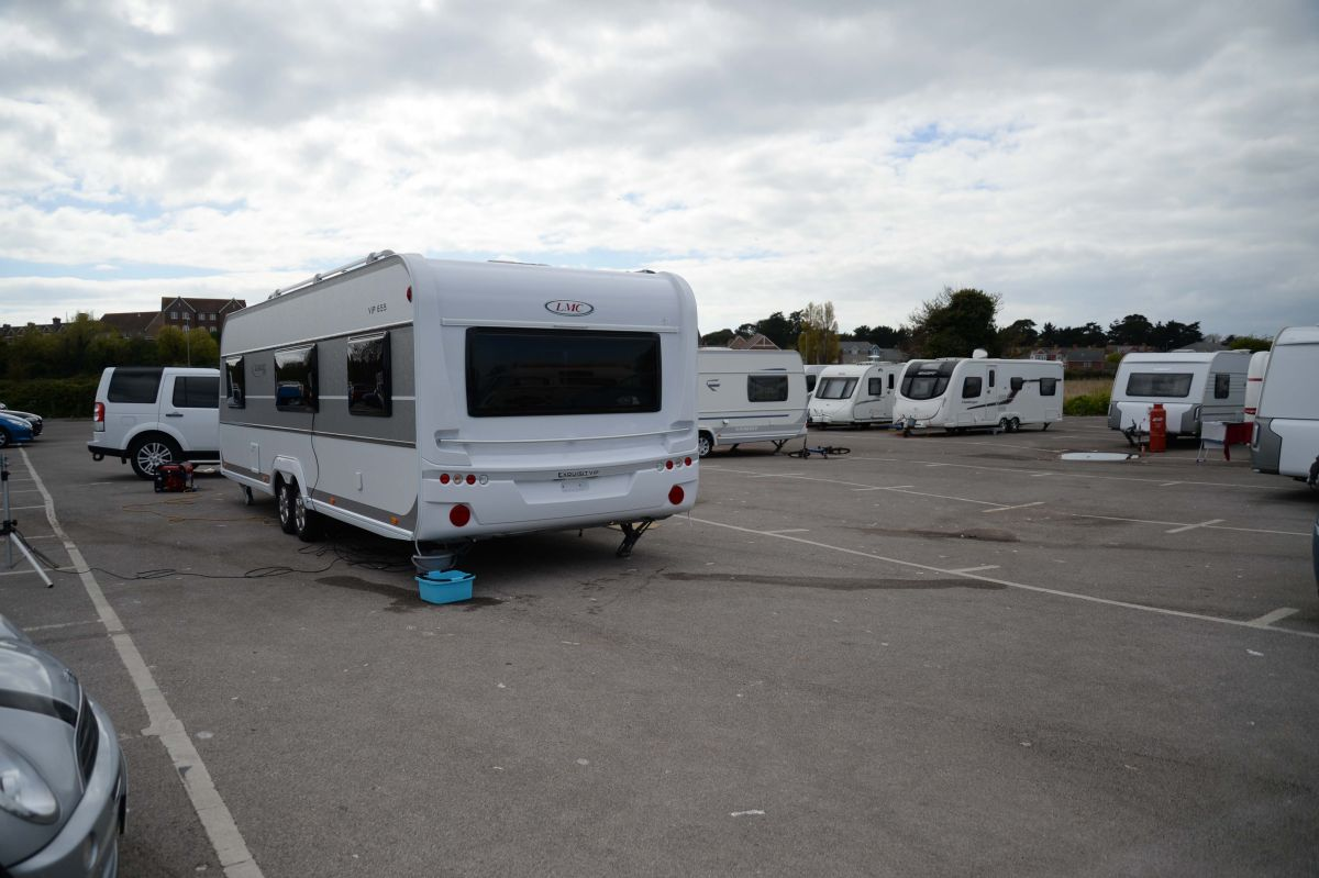 UPDATE: Travellers leave Weymouth car park