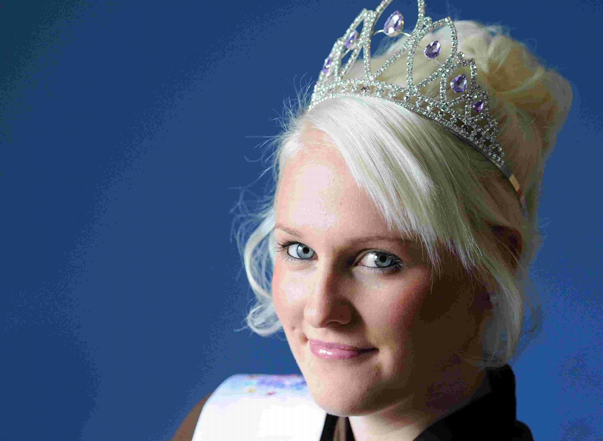 MISS WEYMOUTH: Emma Whitbread