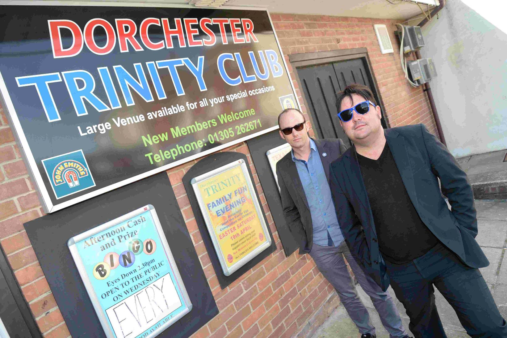 We're ready to go: Pair's transformation of Dorchester's music scene starts with Republica gig