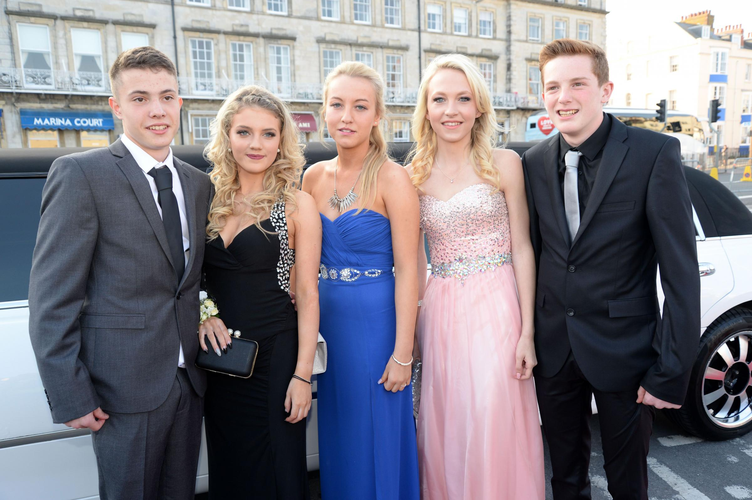 All Saints Prom 2014: Picture special in Monday's Echo