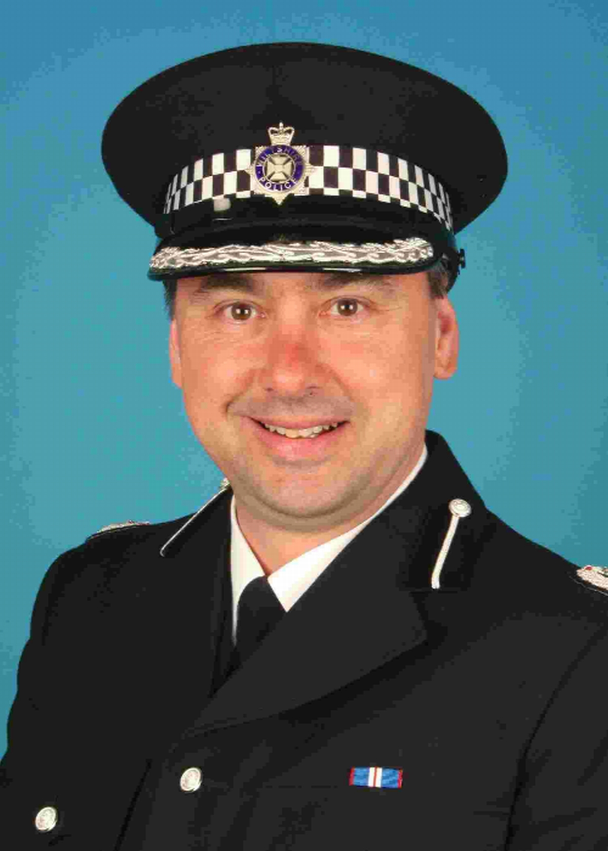 Deputy Chief Constable for Dorset Police James Vaughan