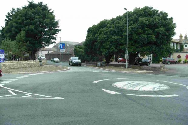 CONTROVERSY: The pinch point on West Bay Road