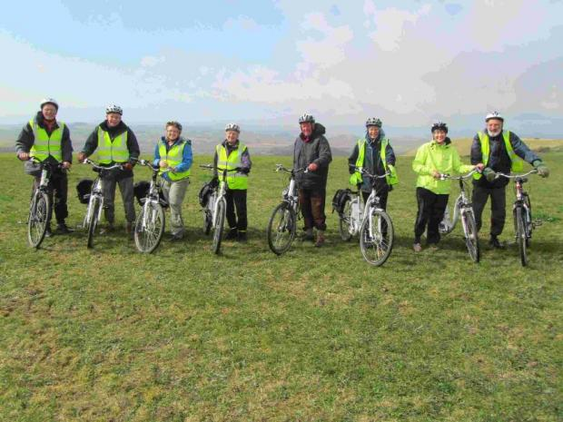 RIDE ON: Try out electric bikes as part of Dorset Art Weeks