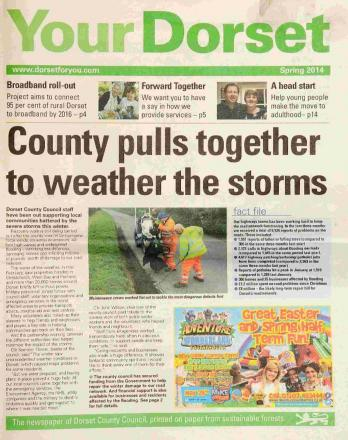 Your Dorset, the council paper