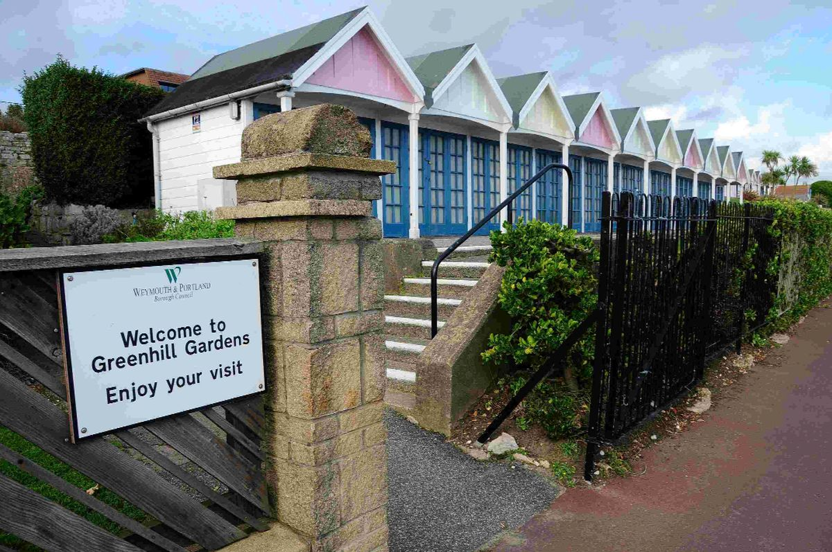 CONTROVERSIAL: The chalets at Greenhill Gardens