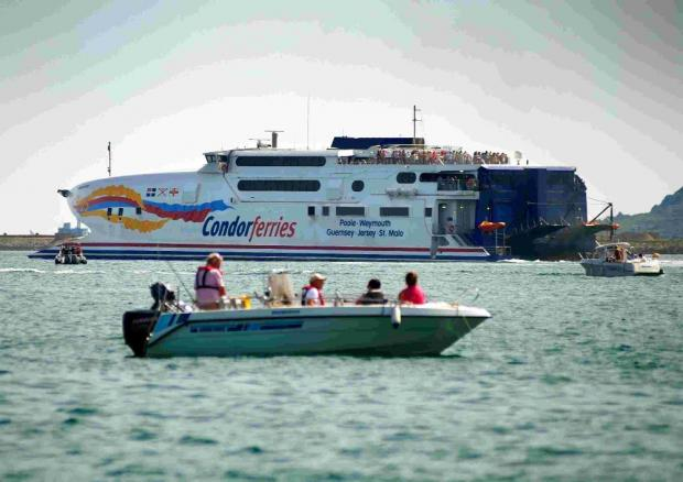 Team to ask Government for money to fund new Condor Ferries berth