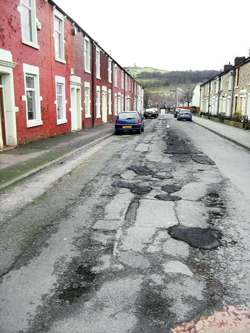 Council gets extra £3million to fix potholes