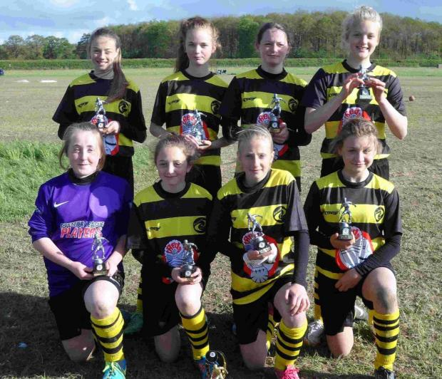 ANGEL DELIGHT: Southside Angels Under-13s