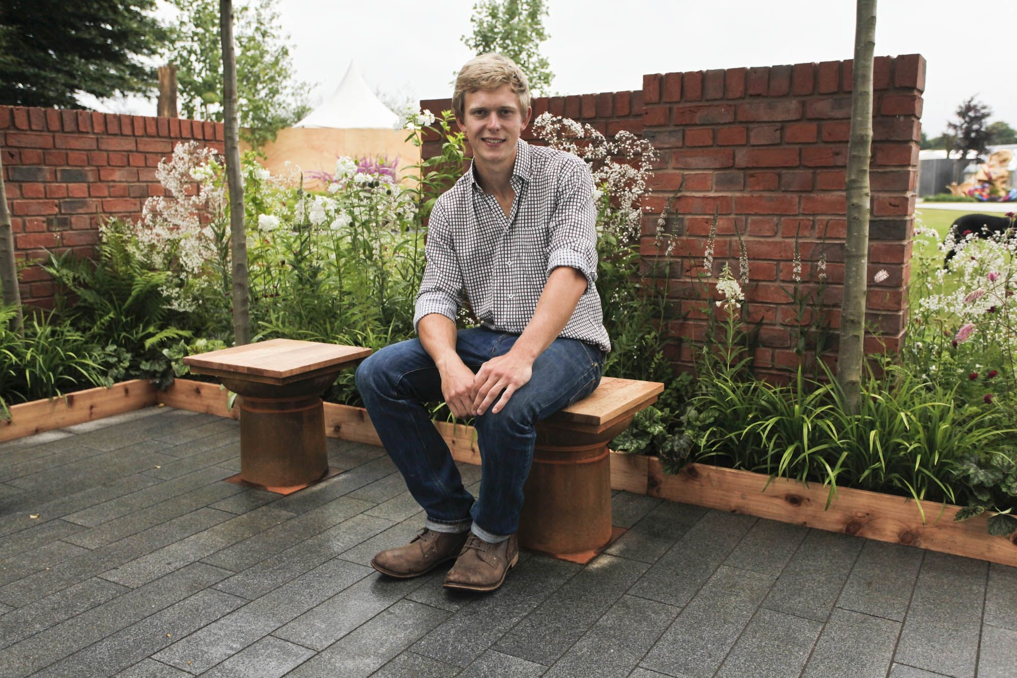 Former West Dorset student scoops gold at RHS Chelsea Flower Show