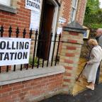 Dorset Echo: UPDATED WITH VIDEO: Residents head for polling stations WITH LIST OF CANDIDATES