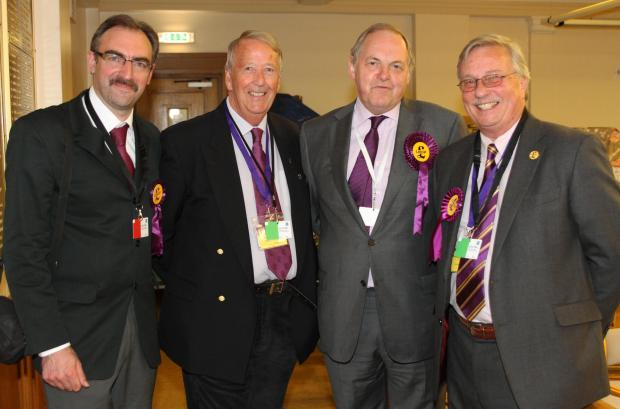 Dorset Echo: UPDATE: European election results see gains for UKIP and Greens in South West but Lib Dems lose out