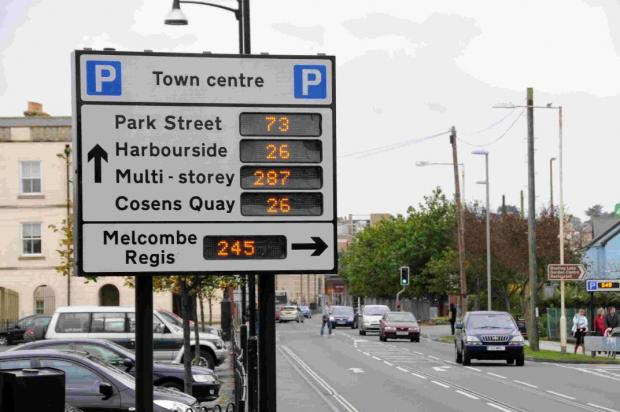Online service to make Weymouth town centre parking a breeze