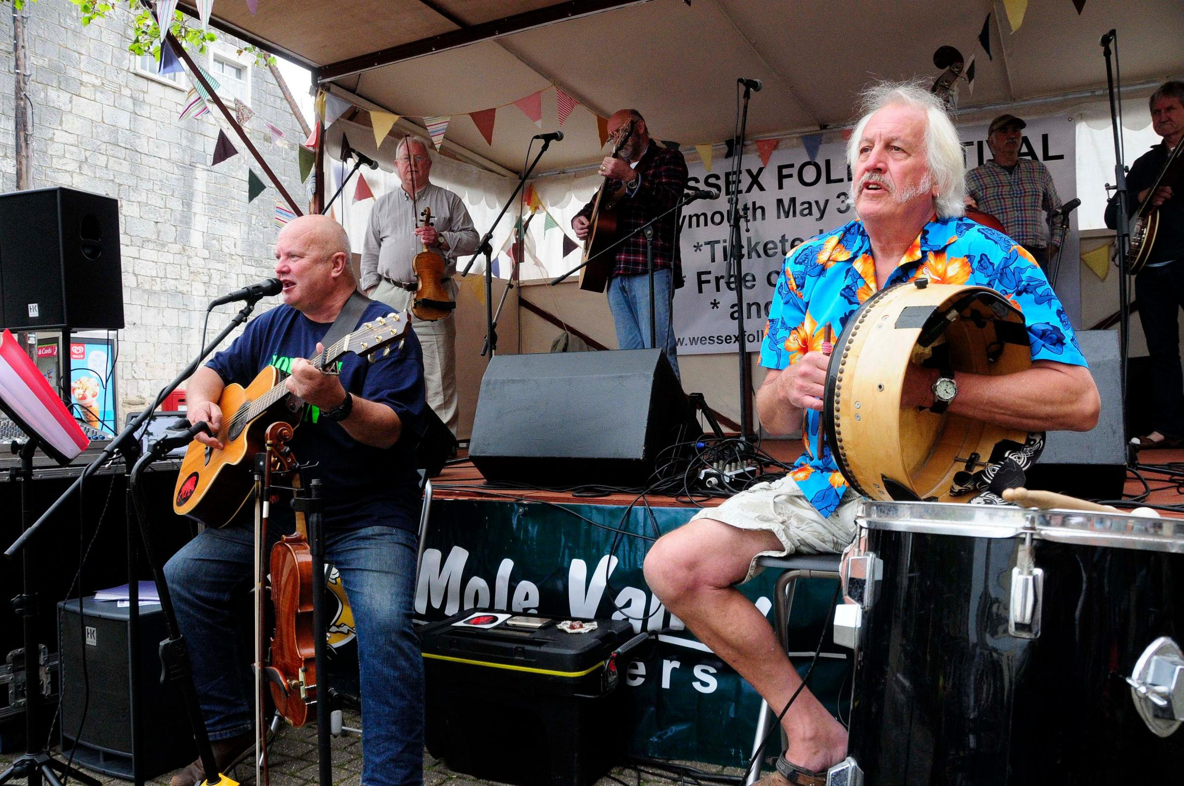 UPDATE: Wessex Folk Festival hits all the right notes
