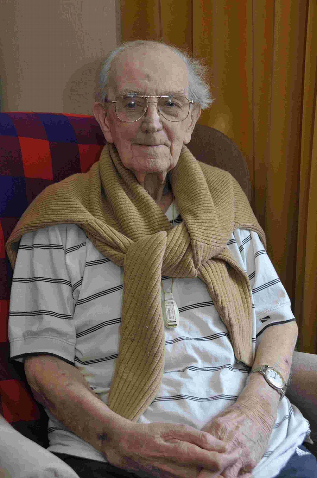 HEROES OF D-DAY: Bertie 'Boy' Male remembers the Longest Day