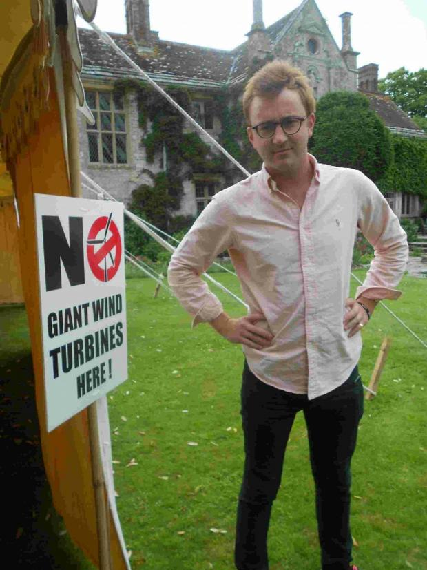 Dorset Echo: Made In Chelsea star Francis Boulle