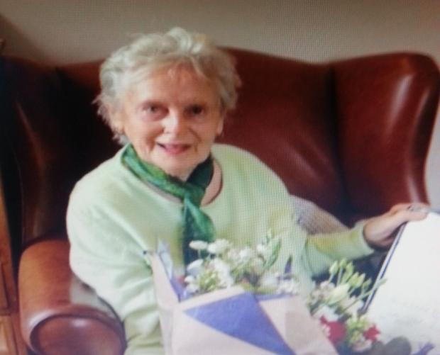 UPDATE: Missing woman, aged 91, found safe and well