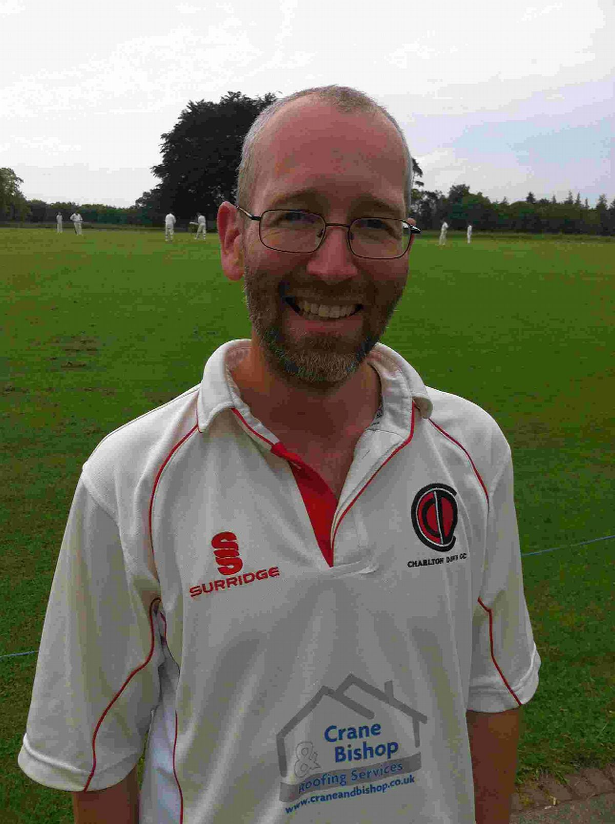 SITTING PRETTY: James Pretty took his first five-wicket haul for Charlton Down
