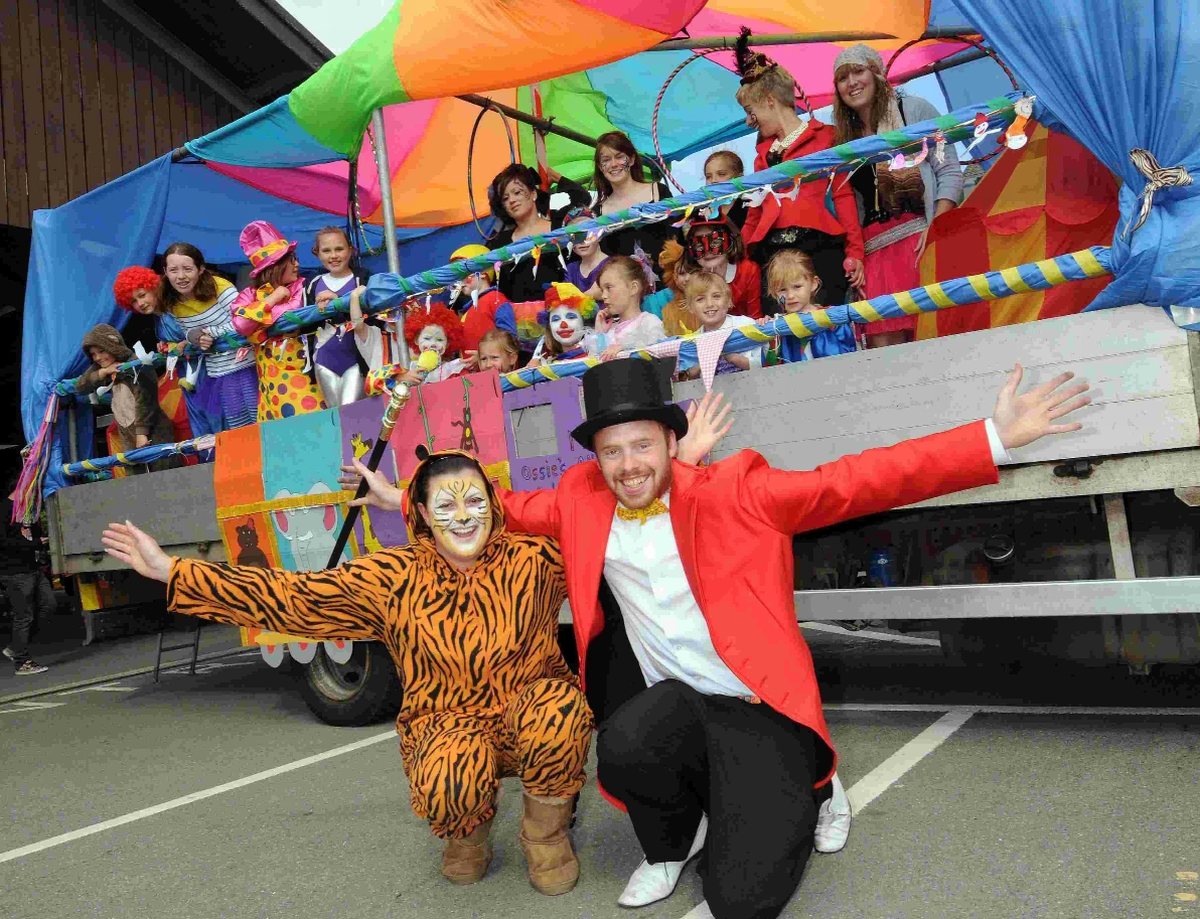 Organisers call on town to make Dorchester Carnival the 'best ever'