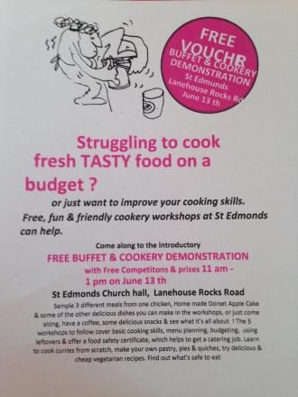 Cookery Workshops promise to be hot, hot, hot!