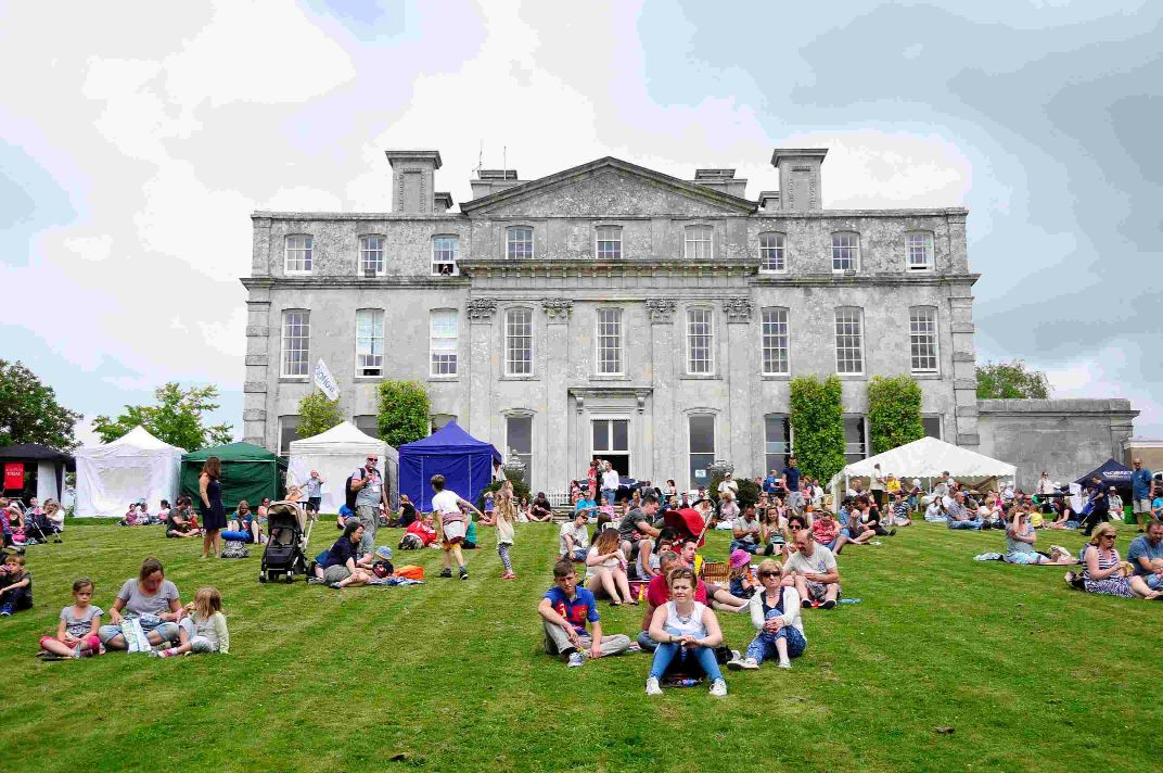 WITH VIDEO: Crowds have fun in the sun at Kingston Maurward Country Fair