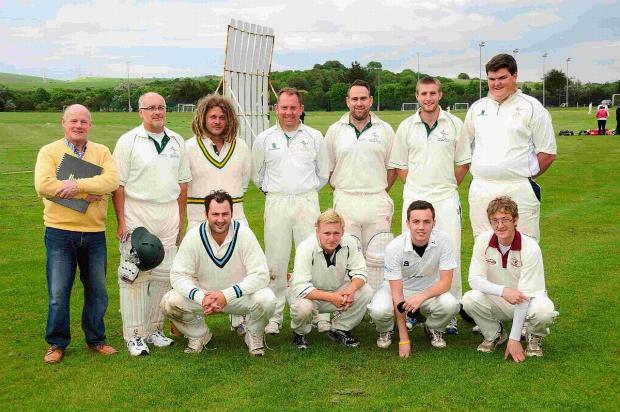 FELL TO FRAMPTON: Division Two outfit Cerne Valley