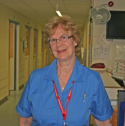Dorset County Hospital housekeeper receives national recognition