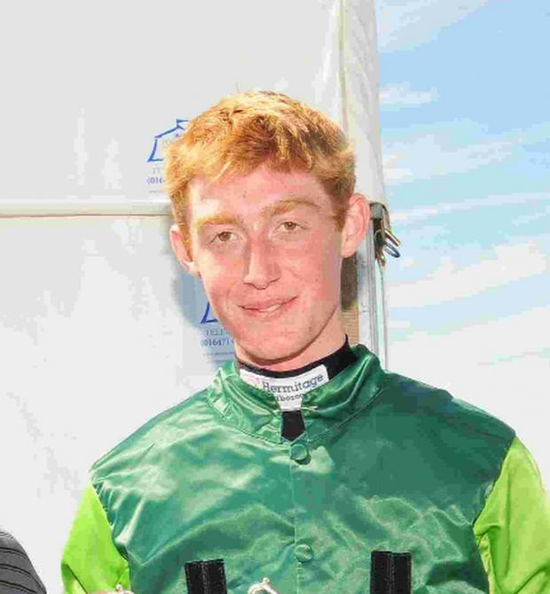 Dorset Echo: POINTS MAKE PRIZES: Wessex Point-to-Point top trainer Jack Barber