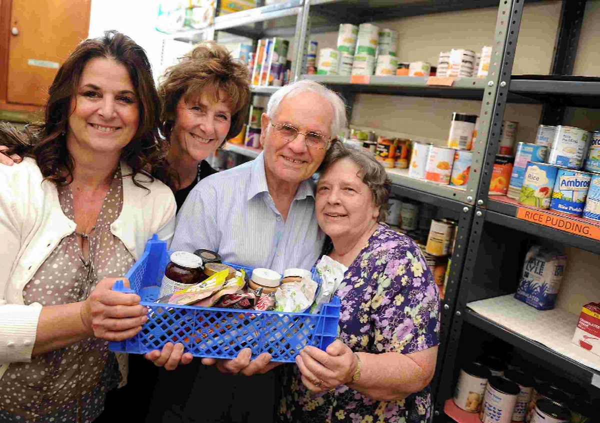 Poverty fears as food bank users soar