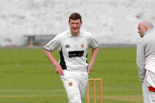 Dorset Echo: NEW GLOVEMAN: Dorchester's Josh Foot