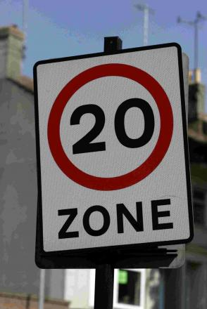 Funding announced for 20mph zones in Weymouth and Dorchester town centres