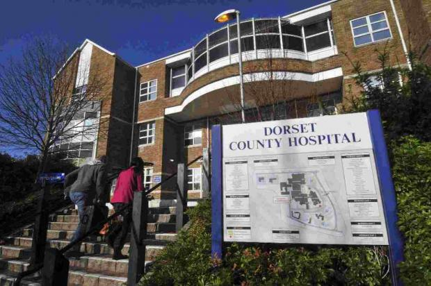 PEAK TIMES: Dorset County Hospital