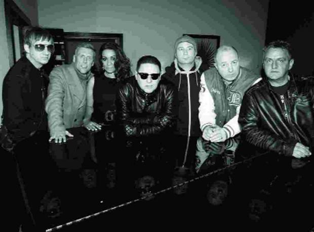 A FIELD OF THEIR OWN: The Happy Mondays will be ath this year's Forever Sun Festival