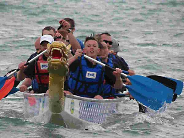 Dragon boat racing set to return to Weymouth