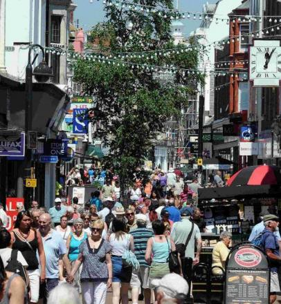 Masterplan for the future of Weymouth is unveiled