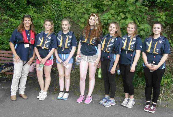 Dorset Echo: WINNERS: Wey Valley School