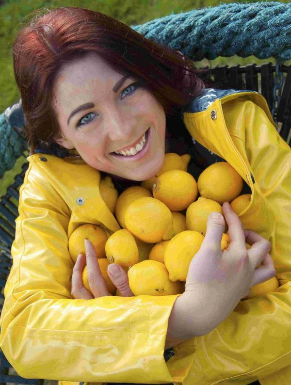 FUTURE STAR: Bethany Answell founder of Lemon Squeezy Marketing