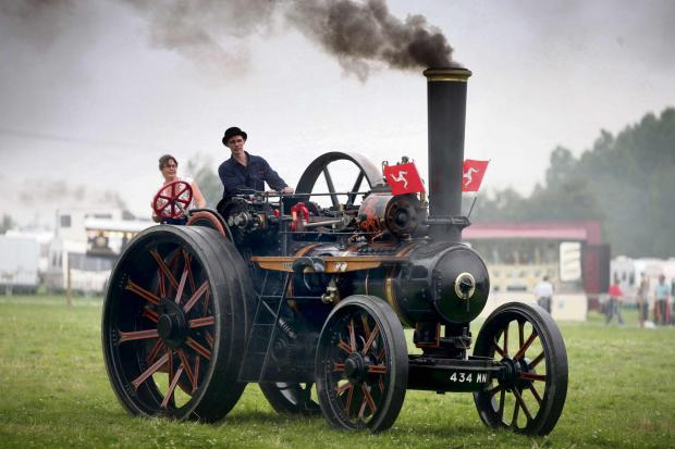 12 things to do this weekend in Dorset - Red Arrows and the Great Dorset Steam Fair