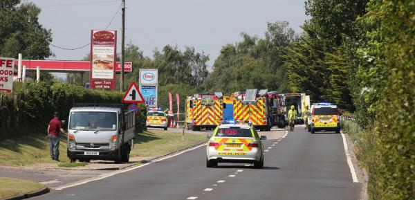 UPDATE: One dead and two injured in head-on collision which closed A31 for five hours