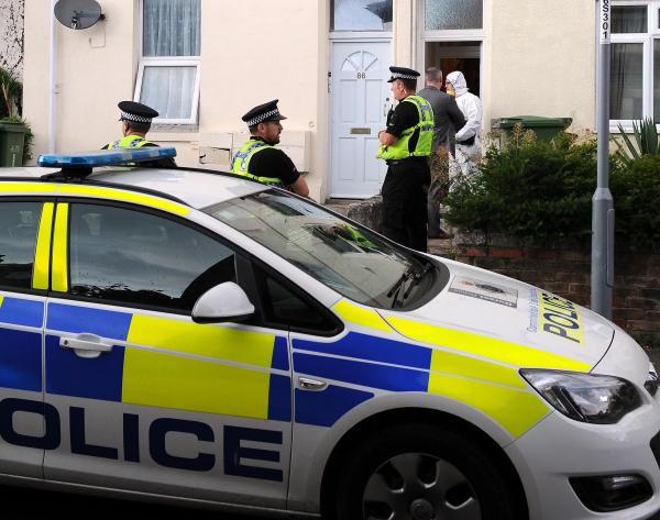 Police investigate suspicious death after body found at Weymouth flat