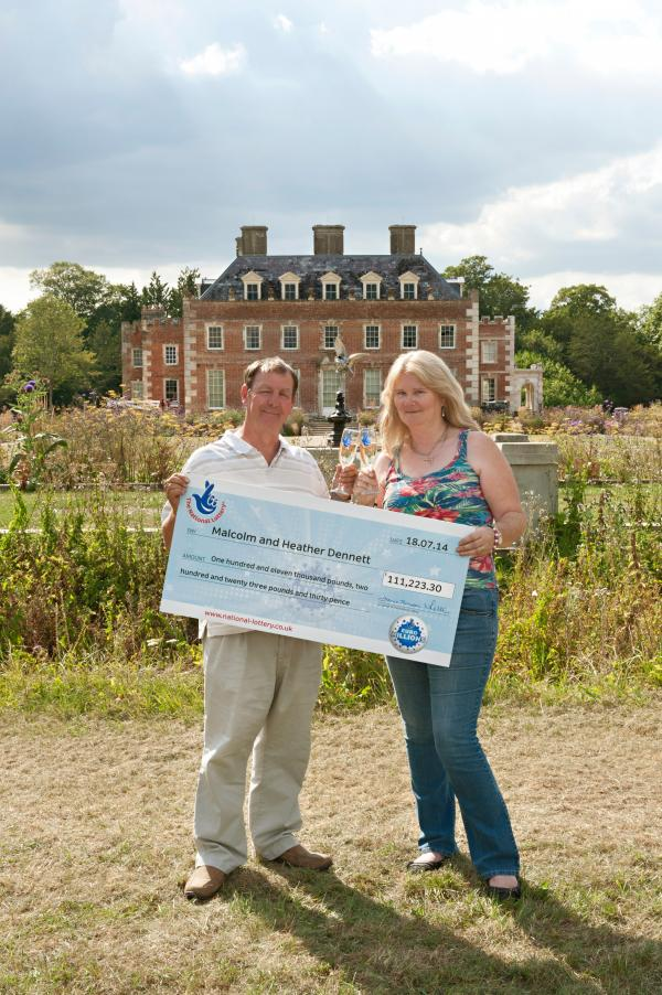 Dorset taxi driver wins £111k on EuroMillions from 'lucky shop'