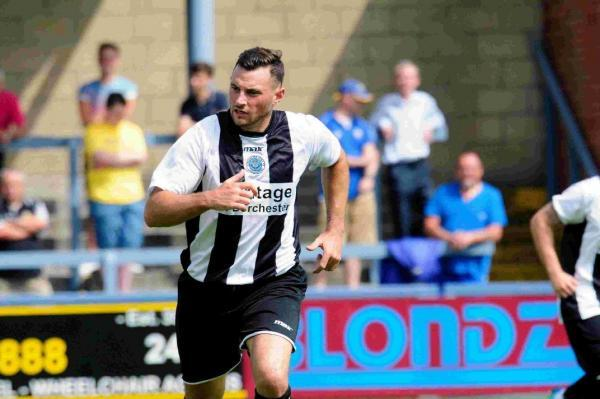 CONFIDENT: Magpies' frontman Dan Cann