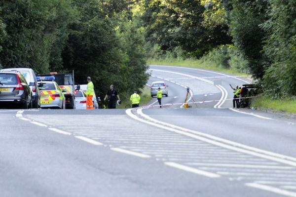 A35 closed following serious accident near Charmouth