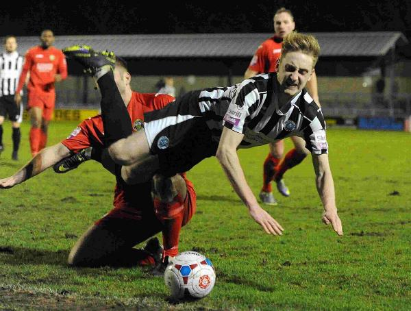 ON THE MOVE: Jack Twyford has signed for Frome Town