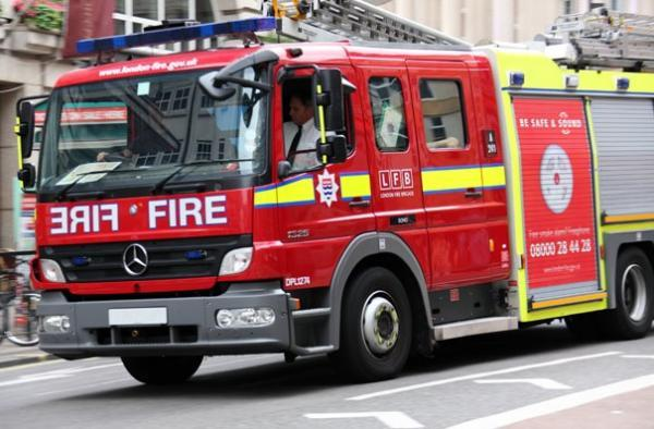 Firefighters called to oven fire