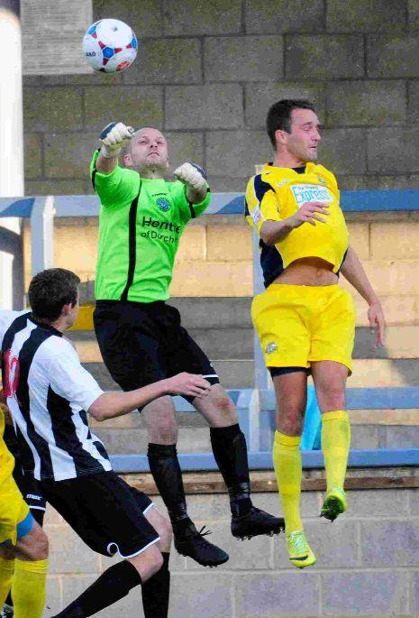 MAGPIES: Keeper Alan out to lay ghosts to rest