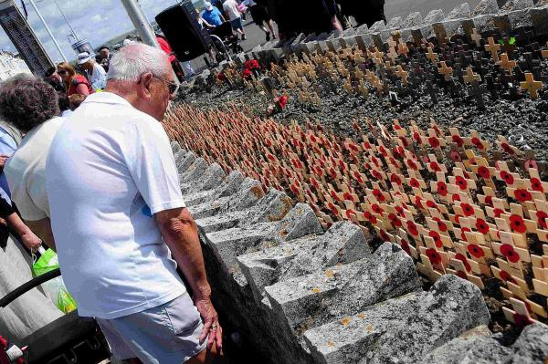 Remembering our heroes: Dorset marks centenary of First World War