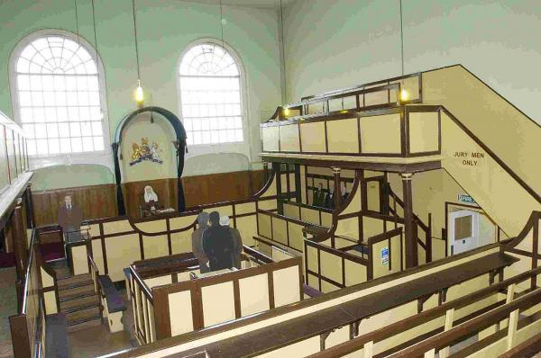 VISIT: The Old Crown Court at Dorchester
