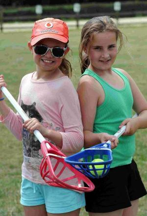 SPORTING DELIGHT: DASP Summer school sports at St Mary's Middle School, Puddletown