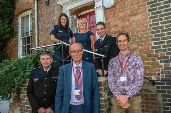 The new partnership aims to save young people's lives