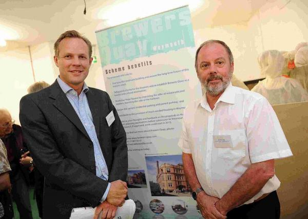Development is the key to prosperity in Weymouth's Brewers Quay